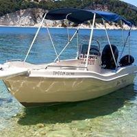Rent a boat  Alonissos ''sea escapes''