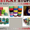 Sticky Stuff Duct Tape Wallets and More