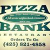 Pizza Bank Restaurant
