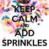 I Scream Sprinkles