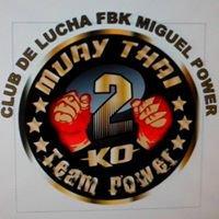 Club de lucha  miguel power escuela de muay thai