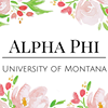 Alpha Phi at the University of Montana - Chi Chapter