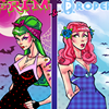 Grim & Proper Designs - Rockabilly, pin up, vintage, retro hair accessories