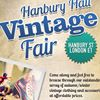 Hanbury Hall Vintage Market