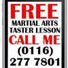 Martial Arts Wigston