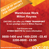 Encore Personnel - Northampton Industrial