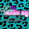 Kiss and Make Up Nails