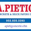A. Pietig Concrete & Brick Paving, INC.