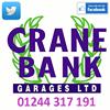 Crane Bank Garages Ltd
