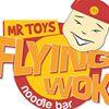 Mr. Toy's Flying Wok