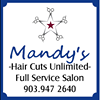Mandy's Haircuts Unlimited