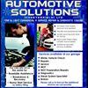 Automotive Solutions Chesterfield Ltd