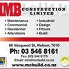 IMB Construction Ltd