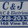 C&J A/C AND ELECTRICAL
