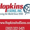 Hopkins & Sons Moving and Storage