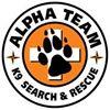 Alpha Team K9 Search & Rescue