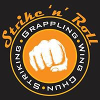BJJ Wing Chun Grappling Striking.Strike 'n' Roll-Evosmos Thessaloniki