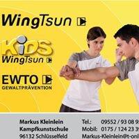 Markus Kleinlein Kampfkunstschule Schlüsselfeld