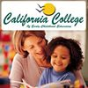 California College of Early Childhood Education.