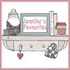Jennifer's favourites