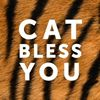 Cat Bless You