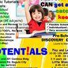Potentials Tutorials and Workshops