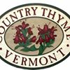 Country Thyme Vermont