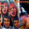 Jay Stirling Tattoos