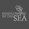 Sunflowers In The Sea