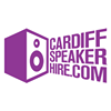 Cardiff Speaker Hire