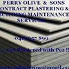 Perry Olive Plastering