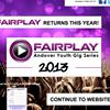 Fairplay - Andover Youth Gig Series