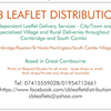 CB Leaflet Distribution