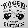 Zager Easy Play Custom Guitars