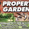 S F Property & Garden
