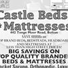 Castle Beds & Mattresses