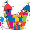 D & P Bouncy castles