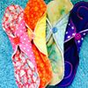 Mermaid mama moon pads