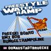 AFSA Freestyle und Boarder Waterramp
