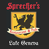Sprecher's Restaurant & Pub -  Lake Geneva, Wisconsin(OFFICIAL)