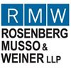 Rosenberg, Musso & Weiner - NY Bankruptcy Attorneys