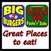 Big J Burgers and Pizza Villa