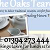 Oaks Tearoom Felixstowe