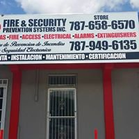 Fire & Security Prevention Systems Inc.