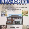 Ben Jones Veterinary Surgery