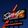 Spare Time Entertainment Center