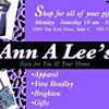 Ann A Lee's, Inc.