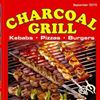 Charcoal grill kebab house
