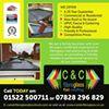 C&C Fibreglass Flat Roofing