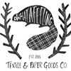O What A Feeling: Textile & Paper Goods Co.
